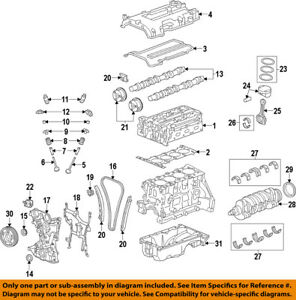 Cadillac GM OEM 14-16 ELR-Engine Piston 55571105
