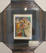 """Zamy Steynovitz """"Love and Peace"""" FRAMED Hand Signed/Numbered Serigraph"""