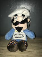 """John Fowler Holidays Parks Cheffy The Chef Plush Approx 9"""" Soft Toy"""