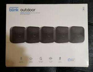 Blink Outdoor (3rd Generation) Security Camera - 5 Camera Kit