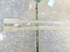 Original WW2 British Army 37 Pattern Cross Straps 1942   dated webbing #D