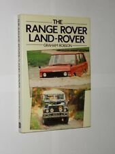 Graham Robson The Range Rover Land-Rover. HB/DJ New Edition 1985.