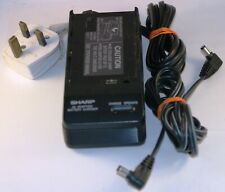 Sharp AA-75H Camcorder Charger