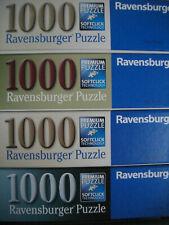 Ravensburger Puzzle 1000 Teile verschiedene Motive bis 2015