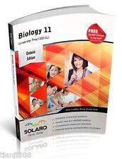 SOLARO Study Guide - Ontario Biology 11, University Preparation (SBI3U)