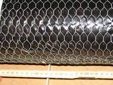 sechseckdraht 6 Corner Wire Wire Mesh Galvanized 10mx1m 13,0x13,0X0,7mm