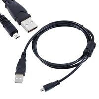 USB Power Adapter Camera  Charger Cable For Sony Cybershot DSC-W710 DSC-W800 s