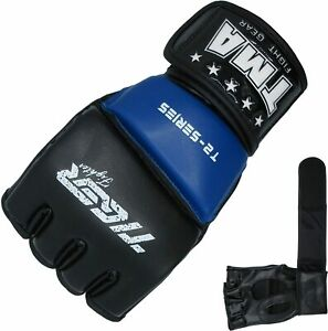 TMA MMA Gloves TMA Fight Heavy Bag Glove Boxing Fitness Training Grappling Punch