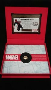 Marvel Comics What's Your Passion Mens Spider-Man Ring Size 6 *New*