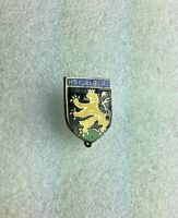 HEIDELBERG Collectible Souvenir Small Metal & Enamel Pin Lapel Hat Travel Vtg
