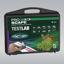 JBL Testlab ProScape Testkoffer zur Analyse des Wassers in Pflanzenaquarien