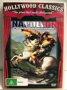 Napoleon - Hollywood Classics - DVD - AusPost with Tracking