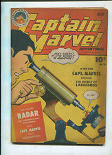 CAPTAIN MARVEL ADVENTURES #35 (4.5) THE WORLD OF LARGENESS!