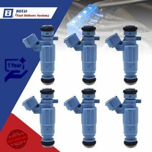 6x 35310-38010 Fuel Injector for Hyundai Santa Fe Sonata XG350 Kia Sedona 3.5L