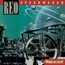 REO Speedwagon : Wheels Are Turnin' CD (2013) ***NEW***