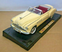 BUICK ROADMASTER CONVERTIBLE 1949 / DIE CAST