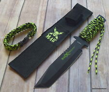 UNITED CUTLERY M48 APOCALYPSE FIGHTER FIXED BLADE HUNTING KNIFE WITH SHEATH