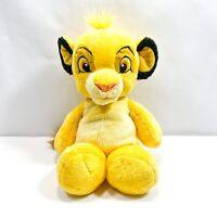 "Disney SIMBA Lion King Young Cub 10"" Plush Just Play Stuffed Animal Toy"