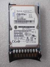 """90Y8878 IBM 300GB 10K 6G 2.5"""" SAS Hard Drive In Caddy"""