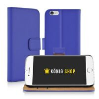 Protective Case Phone Wallet for Mobile Samsung Galaxy S5 Mini Dark Blue