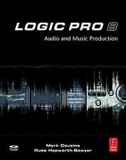 Logic Pro 8: Audio and Music Production-ExLibrary