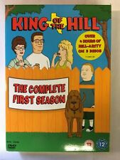 King of the Hill  DVD  Complete First Season Series 1  NEW *unsealed* G5