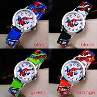 Cute Cartoon Child Kids Watch Analog Quartz Casual Wrist Watch Gift Unisex AU!!