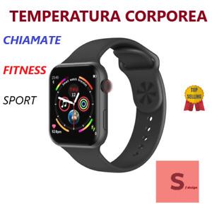 Smartwatch con temperatura corporea android ios cardiofrequenzimetro da polso Q9