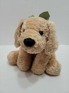 """Mary Meyer 12"""" FLIP FLOPS Bean Filled Golden Retriever Puppy Dog Stuffed Plush"""
