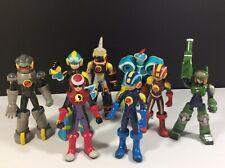 Mega Man Action Figure Lot of 8 # / 6 inch figureC/S.S.T