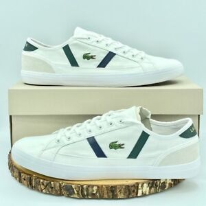 LACOSTE MENS Sideline 319 Canvas/Leather