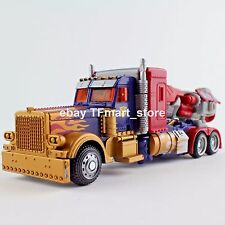 Transformers Movie DOTM Deluxe Optimus Prime - Lunarfire Gold Deco
