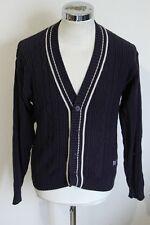 LEVI'S S cardigan maglia maglione sweater E1680