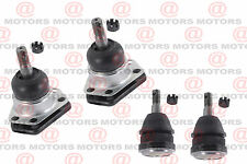 For Chevrolet S10 2003 Front Left Right Lower Upper Suspension Ball Joints New