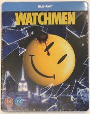 Watchmen Steelbook - UK Exclusive Limited Edition Blu-Ray