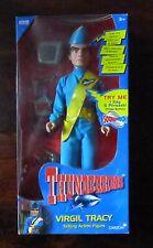 Thunderbirds Virgil Tracy Thunderbird 2 Pilot Vintage Action Figure