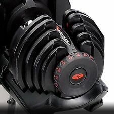Bowflex 4-41Kg Dumbbell 1090i Adjustable free Standing weight Single Piece