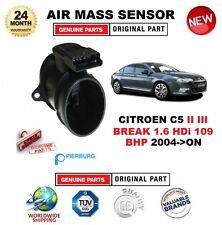Para Citroen C5 1.6 HDI 109 BHP 2004 > Sensor De Masa De Aire Pierburg 5-PIN Con Carcasa