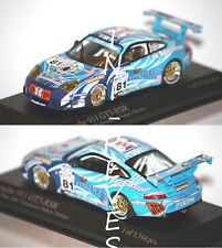 Minichamps Porsche 911 GT3 RSR 24h du Mans 2004 1/43 400046981