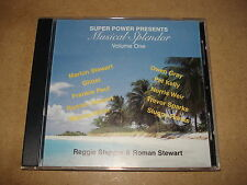 Musical Splendor - Volume One / CD / Super Power Rec. / Reggae / Sluggy Ranks...