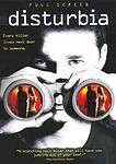 Disturbia, Good DVD, Shia LaBeouf, David Morse, Sarah Roemer, D.J. Caruso