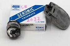 Sekonic L-208  Lightmeter Light Boxed