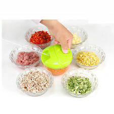 Home Onion Vegetable Chopper Hand Speedy Chopper Fruit Chop Shredder Slicer Pop