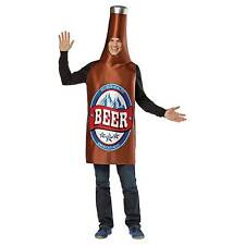 Adult Beer Bottle Drinking Party Costume Gc336