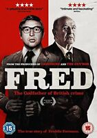 Fred: The Godfather of British Crime [DVD] [2018][Region 2]