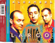 LARGO - Alhambra CDM 4TR Reggae-Pop 1995 Belgium (Columbia)
