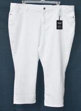 8e8d469fb53 New ListingSimply Vera Vera Wang Women s Mid-Rise Capri Denim Jeans Size 24W