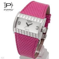 PIPPO LUXURY COLLECTION SWISS LADIES WATCH WITH 1.0CTW CLEAN DIAMONDS. BRAND NEW