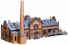 Multi-Coloured N Scale Model Train Scenery and Trees
