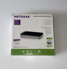 Netgear N150 150 Mbps 4-Port 10/100 Wireless N Router WNR1000-100NAS WNR1000 nob
